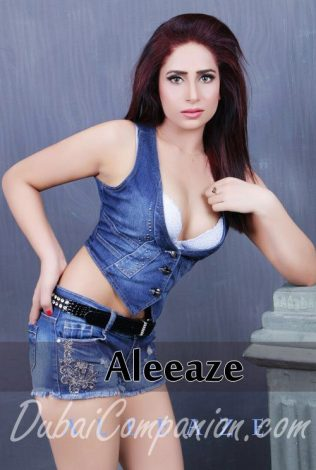 Aleeaze - the hottest experience with Sensual girl