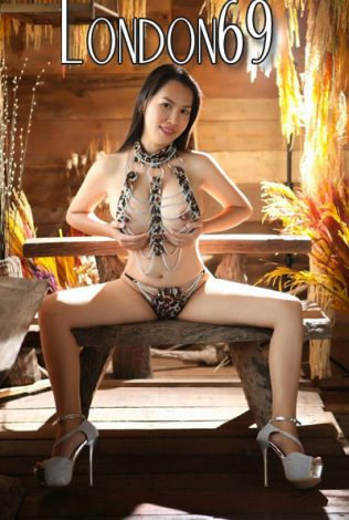 Jasmine Charming Young Asian Escorts London