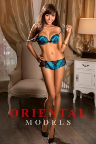 Amelia - Charming Oriental Escorts London very Experience