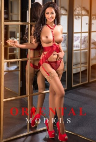 Lauren - Sexy Kinky Asian Escorts London