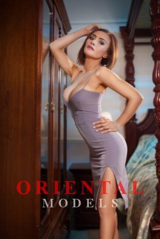 Sweetest London Oriental escorts