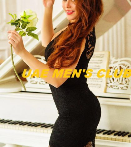 Lesya : If you want to find a happy time in Dubai, please call me. I will make you comfortable and relaxed.