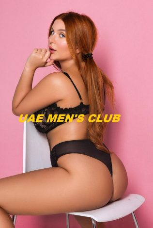 Maya - Looking for that sexy Girl who strives for your pleasure? New girl Maya in Dubai - enjoy conversation or dirty talk.